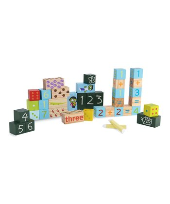 PBS Kids Numbers Exploration Blocks