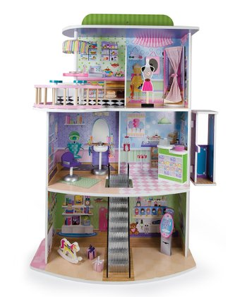Dollhouse Doll Mall Set
