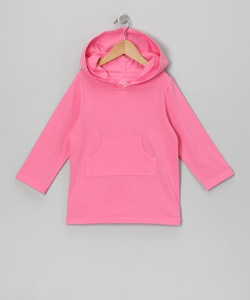 Pink Cover-Up - Infant, Toddler & Girls
