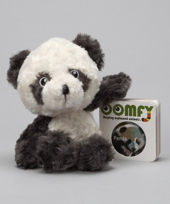 Panda Plush Toy & Board Book
