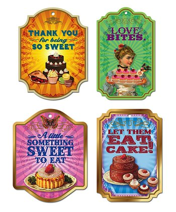 Sweet Confections Gift Tag Set