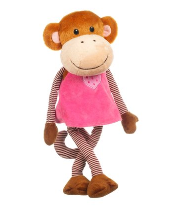 Tallulah Plush Monkey