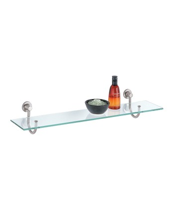 Chrome Bath Shelf