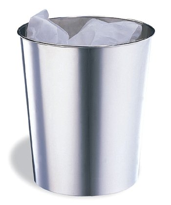 Stainless Steel Wastebasket