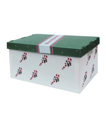Christmas Storage Box - Set of Two