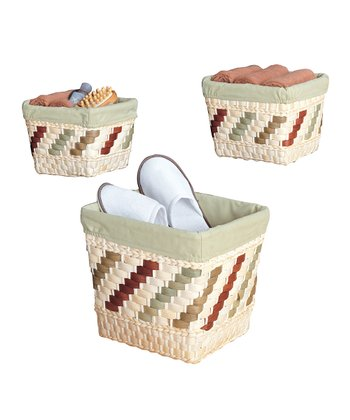 Mulberry Nesting Basket Set