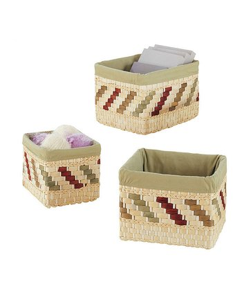 Mulberry Basket Set