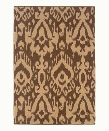 Brown Chandelier Jefferson Rug