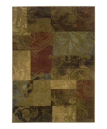 Green Chesapeake Rug