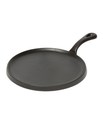 9.5'' Cast Iron Tortilla Griddle