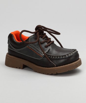 Brown Chill Dress Shoe