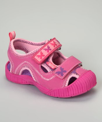 Pink Risky Light-Up Shoe