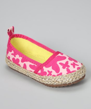 Pink Salt Slip-On Shoe