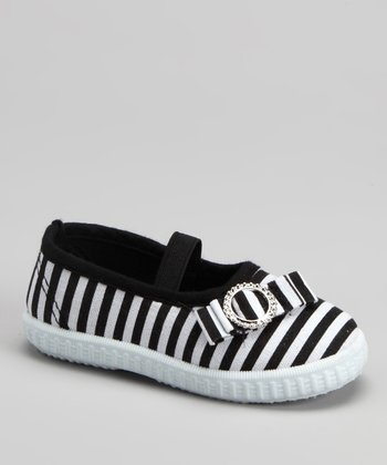 Black Stripe Flat