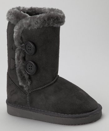Gray Frida Boot