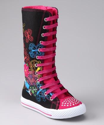 Pick a Pattern: Kids' Shoes