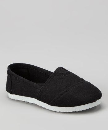 Black & White Tammy Slip-On Shoe