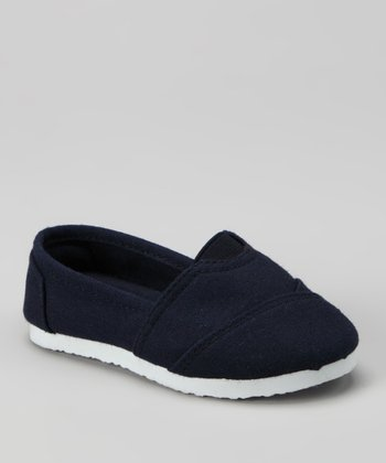 Ositos Shoes Navy Tammy Shoe