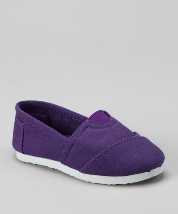 Purple Tammy Shoe