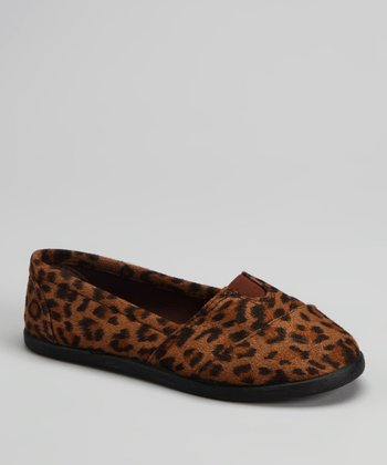 Leopard Tammy Slip-On Shoe