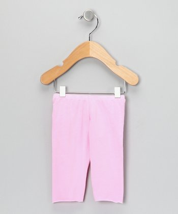 Light Pink Ballet Leggings - Infant