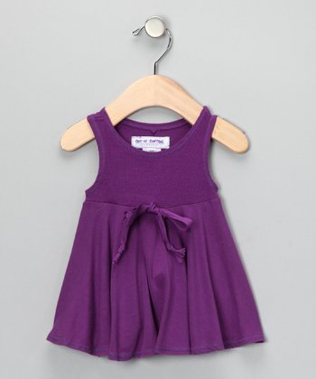 Hyacinth Ribbon Dress - Infant