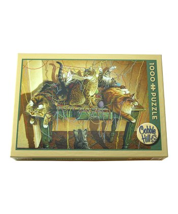 Table Manners 1000-Piece Puzzle