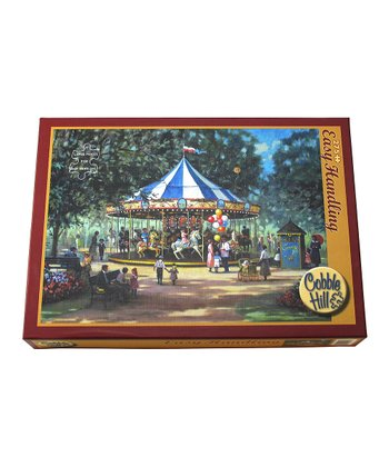 Carousel Ride 275-Piece Puzzle