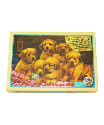 Unconditional Love 180-Piece Puzzle