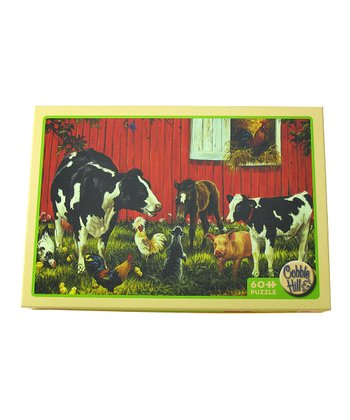 Animal Farm 60-Piece Puzzle
