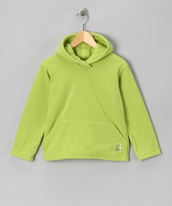 Citron Fleece Hoodie - Infant & Kids