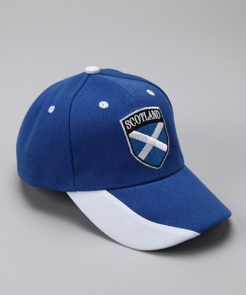 Royal 'Scotland' Flag Baseball Cap