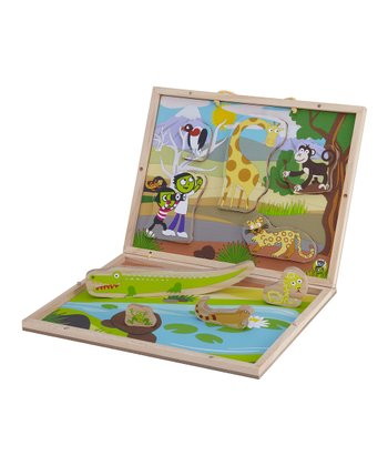 Safari Take-Along Puzzle