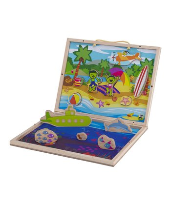 Beach Take-Along Puzzle