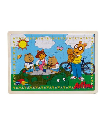 Daydreaming & Sandbox Arthur Puzzle Set
