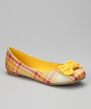 Yellow Beauty Flat