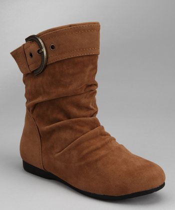 Camel Pull-On Carina Boot