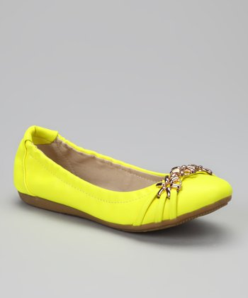 Yellow Sugar Flat