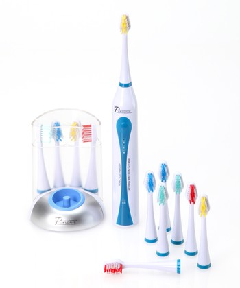 Pursonic S400 Rechargeable Sonic Toothbrush Set