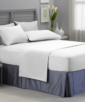 White Best Fit Sheet Set