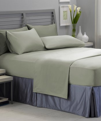 Sage Best Fit Sheet Set