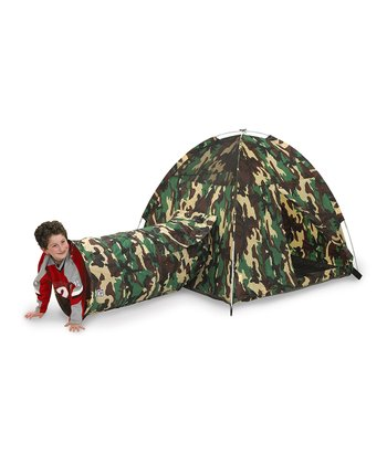 Command HQ Tent & Tunnel Set