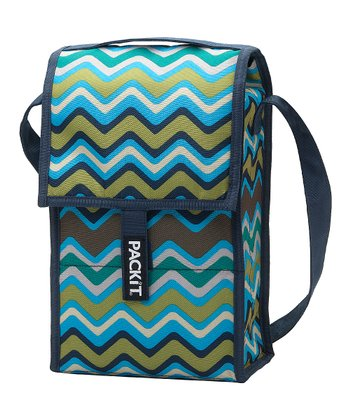 Blue Emma Double Wine Bag Cooler
