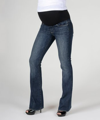 Cottonwood Creek Laurel Canyon Maternity Bootcut Jeans