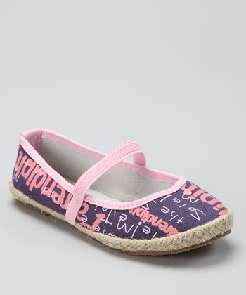 Sugar Plum Vela Flat - Kids