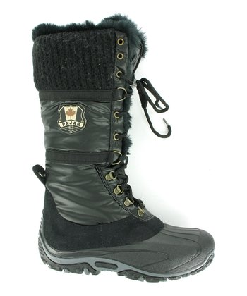 Black Mohawk Boot