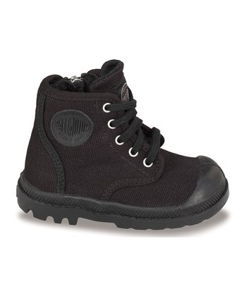 Black Pampa Hi Boot