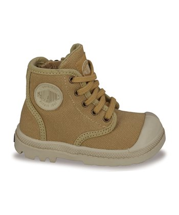 Mustard & Putty Pampa Hi Boot