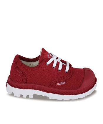 Rio Red Pampa Blanc Oxford Sneaker