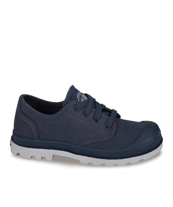 Indigo Pampa Lace-Up Sneaker